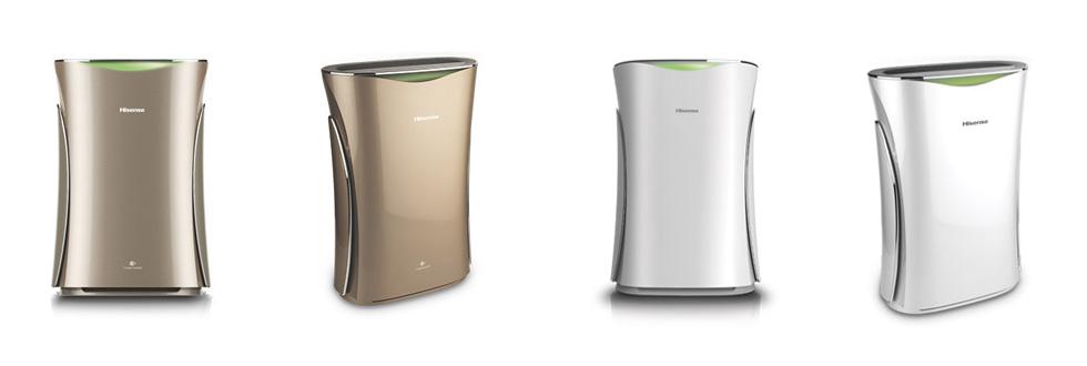 Воздухоочистители с функцией увлажнения воздуха серии ECOLIFE